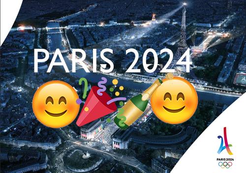 La France accueillera les JO 2024