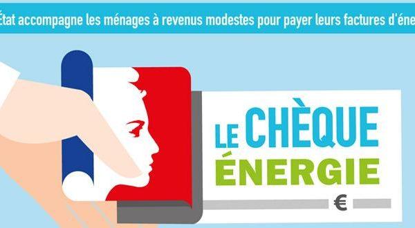 Chèque énergie : 200 € en moyenne de pouvoir d'achat versé par l'Etat à 5,8 millions de foyers
