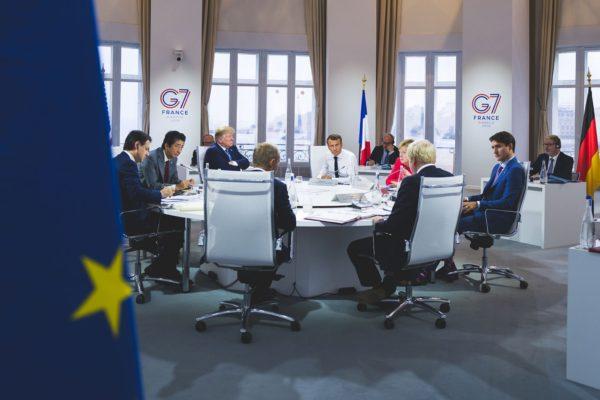 G7 : 8 mesures concrètes permises par l'action de la France