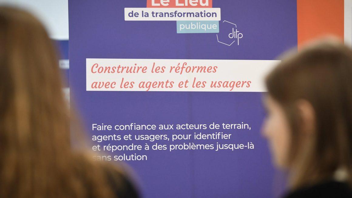 Transformation publique : l'Etat et ses services se modernisent