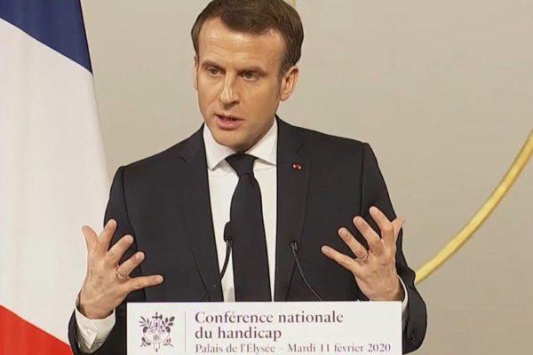 Plan Handicap : les annonces du Président Macron pour améliorer le quotidien des personnes en situation de handicap