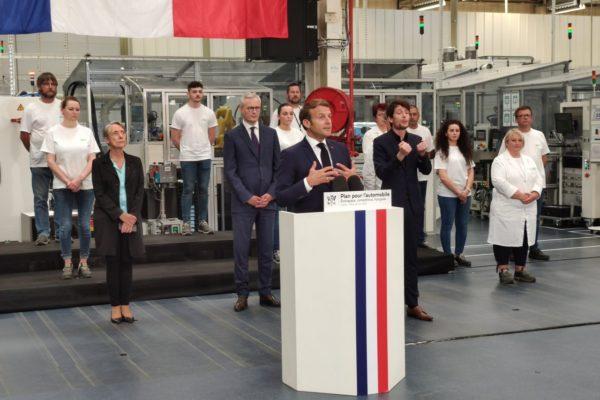 Automobile : un plan ambitieux pour relancer le marché et faire de la France la nation leader sur la voiture de demain