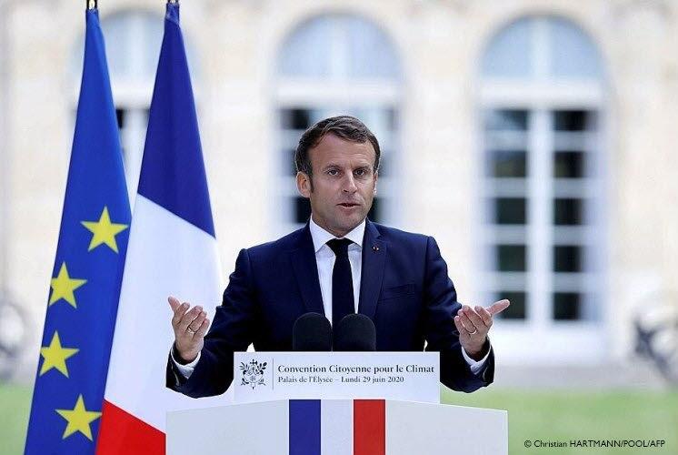 Des paroles aux actes : Emmanuel Macron reprend 146 propositions sur 149 de la Convention citoyenne pour le Climat