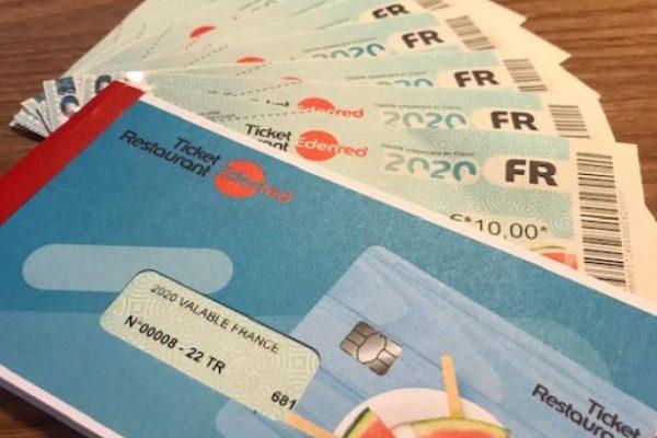 Vos tickets restaurant 2020 seront valables jusqu'en septembre 2021
