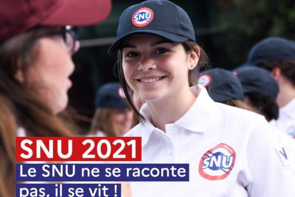 Service National Universel : les inscriptions 2021 sont ouvertes !