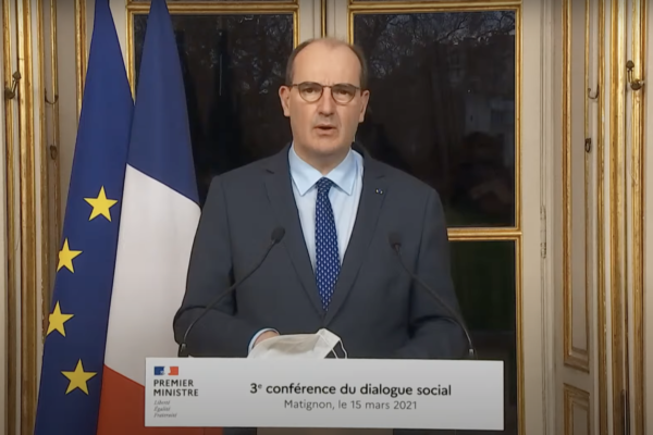 Conférence du dialogue social : emploi des jeunes, prime Macron et sortie de crise