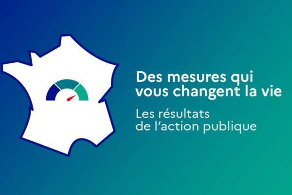 Baromètre de l'action publique : les résultats de notre action pour votre quotidien disponibles en ligne