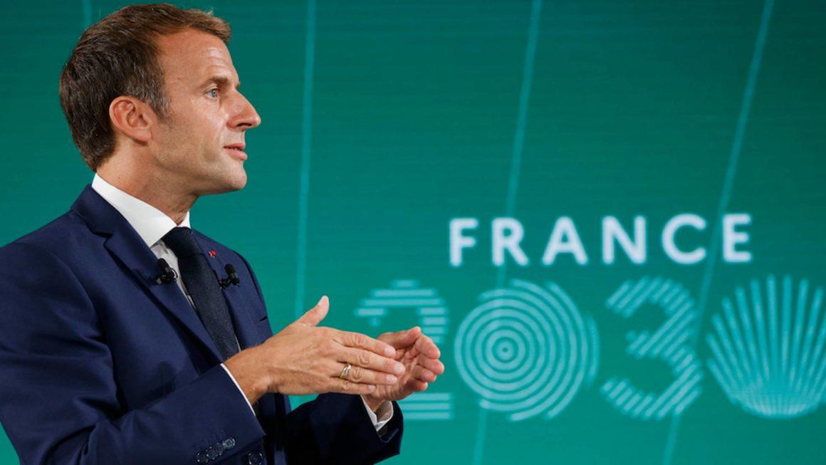 France 2030 : 30 milliards jusqu'à 2027 pour faire émerger les futurs champions français et accompagner les transitions de nos secteurs d'excellence.