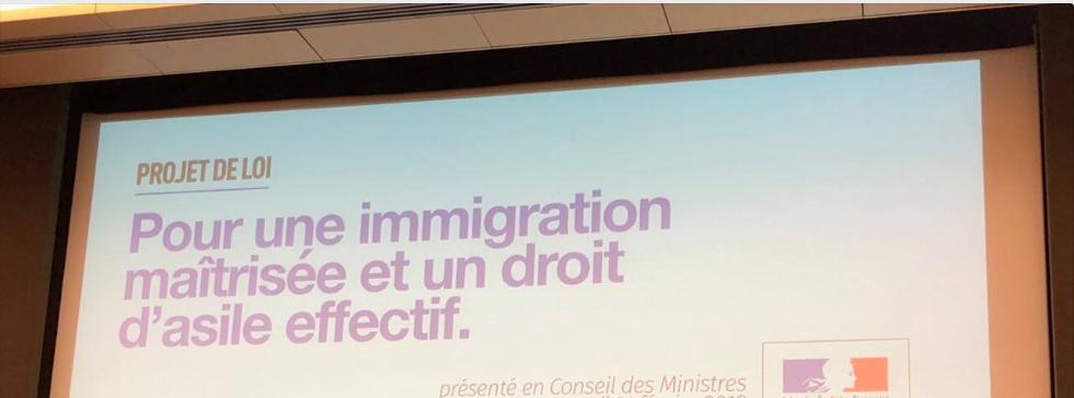 Asile et immigration: humanité et efficacité