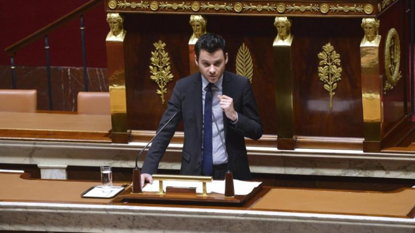 La tribune de Damien Adam (LREM) : « Réforme de la SNCF : et si on parlait enfin du fond ? »