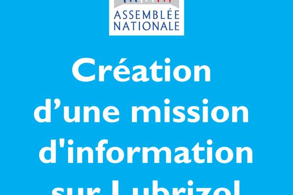 Lubrizol : une mission d'information pour faire toute la lumière