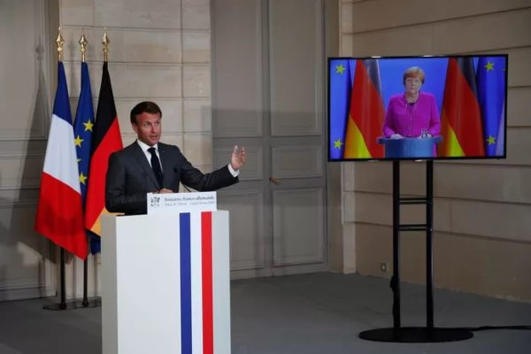 La proposition franco-allemand de relance économique à l'échelle de l'Union européenne