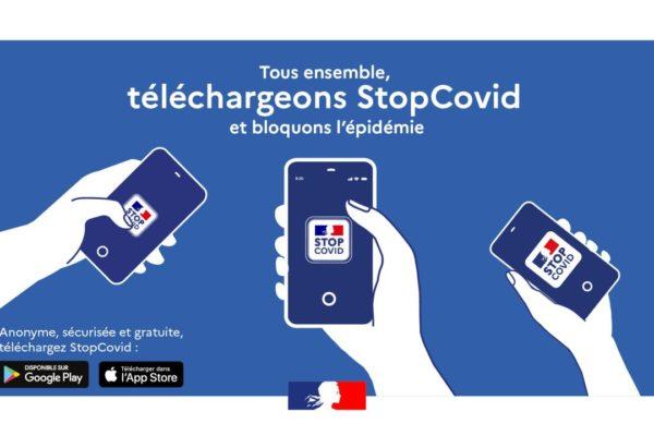StopCovid est disponible sur vos smartphones !