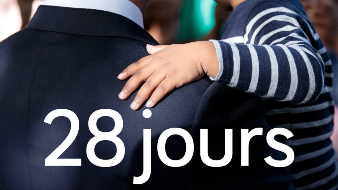 Le Gouvernement double la durée du congé paternité à 28 jours !
