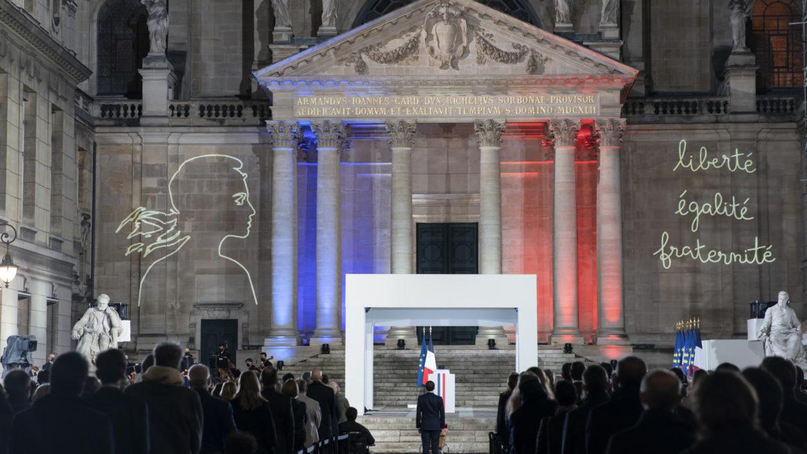 La France rend hommage à Samuel Paty
