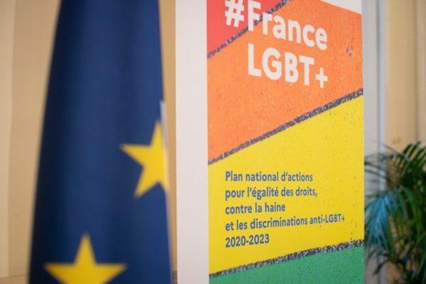 Un plan d'actions ambitieux pour en finir avec la haine et les discriminations anti-LGBT+