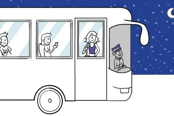 """Sécurité dans les transports : du nouveau sur la """"Descente à la demande"""""""