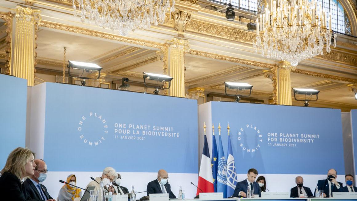 4ème One Planet Summit : des engagements concrets en faveur de la biodiversité