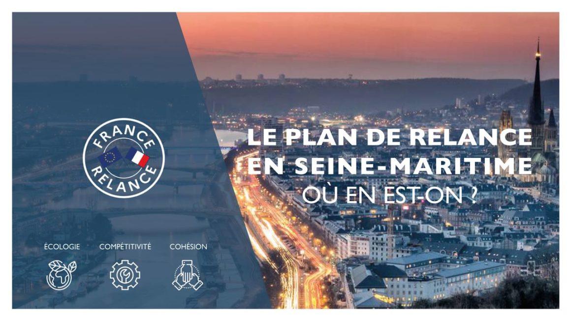 Le Plan de Relance en Seine-Maritime : où en est-on ?
