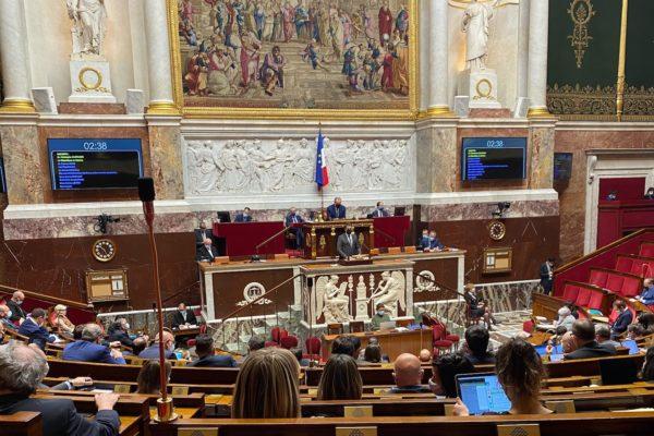 Débat à l'Assemblée sur les mesures sanitaires : l'abstention n'est pas à la hauteur des enjeux